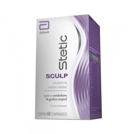 Suplemento Vitamínico Stetic Sculp