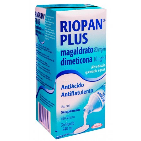 Riopan Plus 80mg