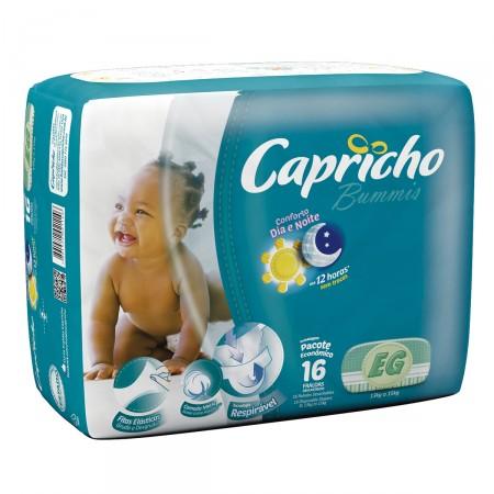 Fralda Capricho Bummis Tamanho EG