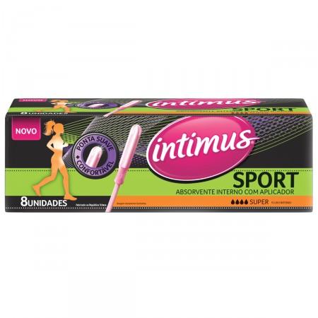 Absorvente Interno Intimus Sport Super