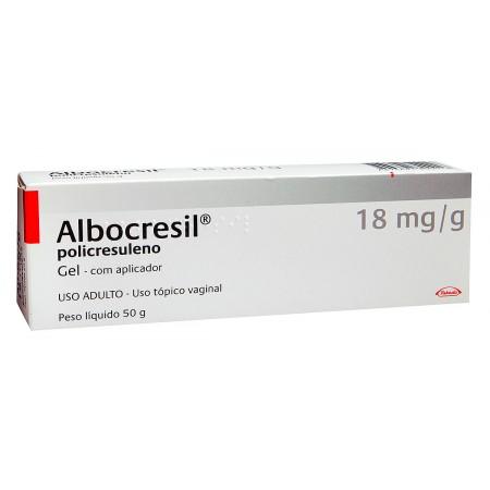 Albocresil 18mg