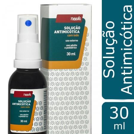 Solução Antimicótica Needs