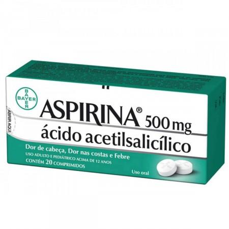 Aspirina 500mg