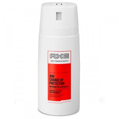 Desodorante Axe Aerosol Adrenaline