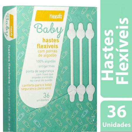 Hastes Flexíveis Needs Baby