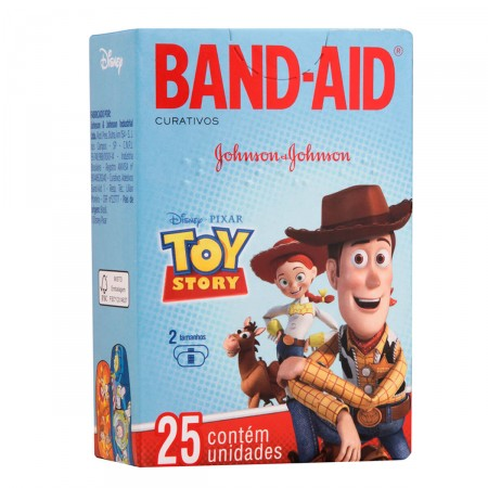 Curativos Band-Aid Toy Story