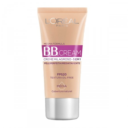 BB Cream L'Oréal Base Média
