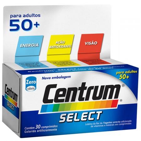 Complexo Vitamínico Centrum Select
