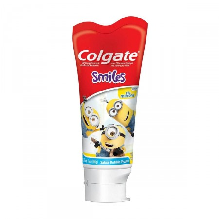 Gel Dental Infantil Colgate Smiles Minions