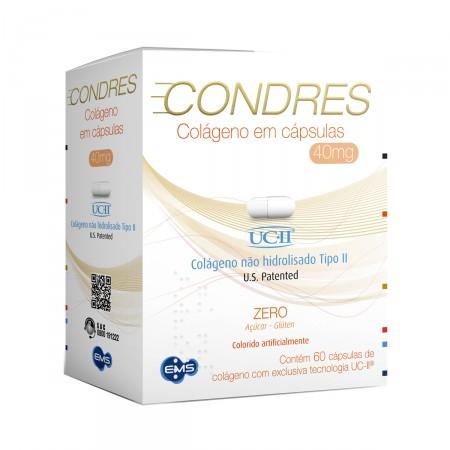 Condres Colágeno 40mg