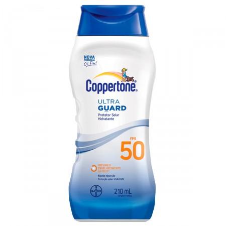 Protetor Solar Coppertone Ultra Guard FPS50