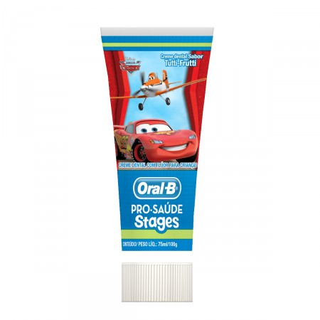 Creme Dental Infantil Oral B Pro-Saúde Stages