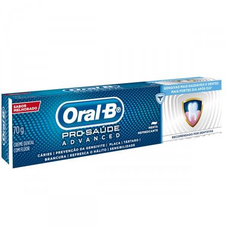Creme Dental Oral-B Pro-Sáude Advanced