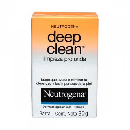 Sabonete Facial Neutrogena Deep Clean