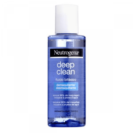 Demaquilante Neutrogena Deep Clean