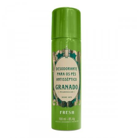Desodorante Aerosol para os pés Granado Fresh
