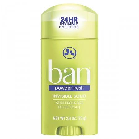 Desodorante Sólido Ban Powder Fresh