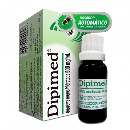 Dipimed 500 mg