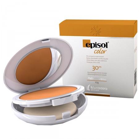 Protetor Solar Color Pó Compacto FPS30 Pele Morena