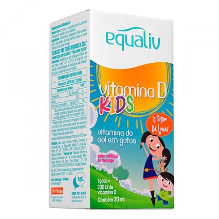 Vitamina D Equaliv Kids