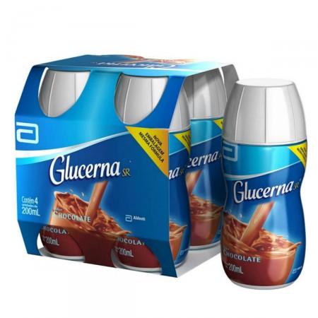 Kit Glucerna SR Sabor Chocolate
