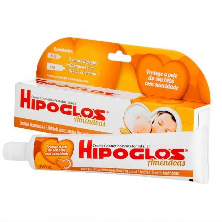 Creme Prevenção de Assaduras Hipoglós Amêndoas