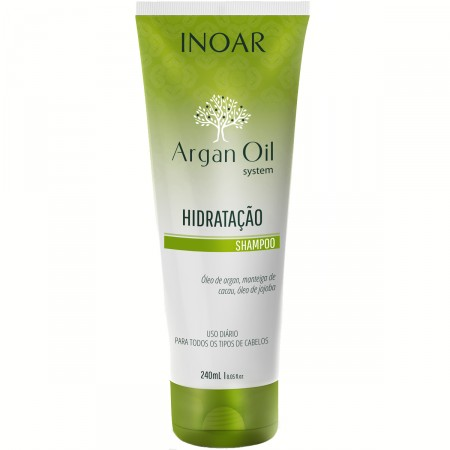 Shampoo Bisnaga Argan Oil Inoar