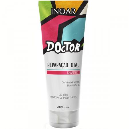 Shampoo Bisnaga Doctor Inoar Reparação Total