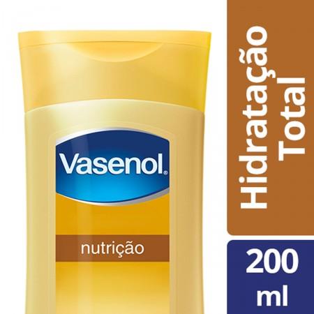 Loção Hidratante Vasenol Nutrição Total