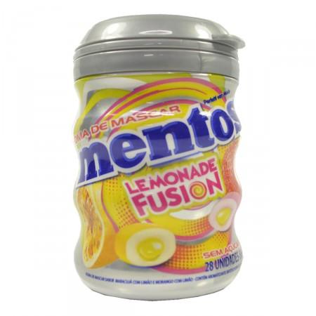 Goma de Mascar Mentos Lemonade Fusion
