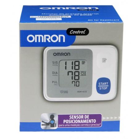 Monitor Digital de Pressão HEM 6122