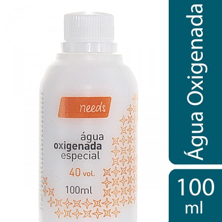 Água Oxigenada Needs 40 Volumes 100ml | Droga Raia foto 2