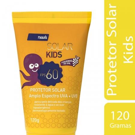 Protetor Solar Kids Needs FPS60