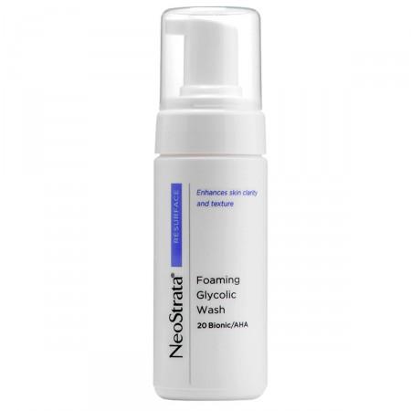 Espuma de Limpeza Facial Neostrata Resurface Foaming Glycolic Wash