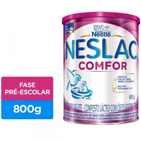 Composto Lácteo Neslac Comfor