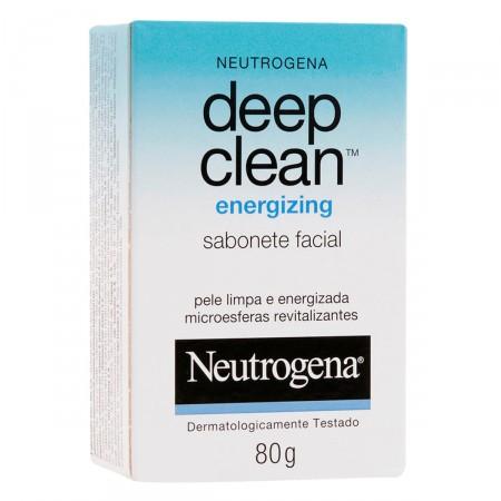 Sabonete Esfoliante Neutrogena Deep Clean Energizing