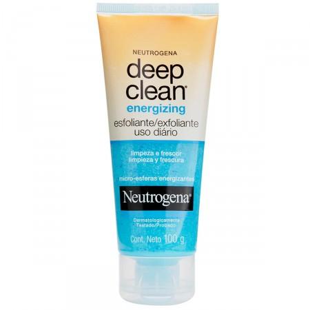 Esfoliante Neutrogena Deep Clean Energizing
