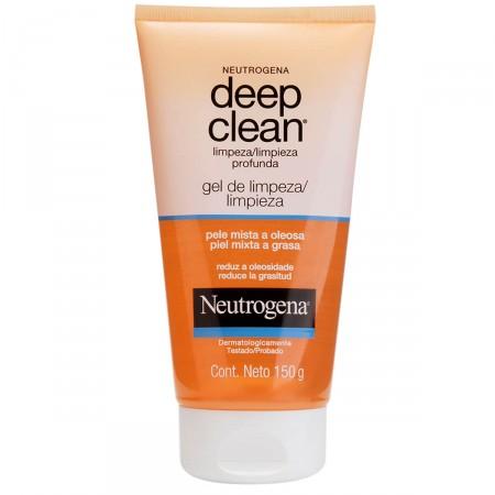 Gel De Limpeza Profunda Deep Clean Neutrogena