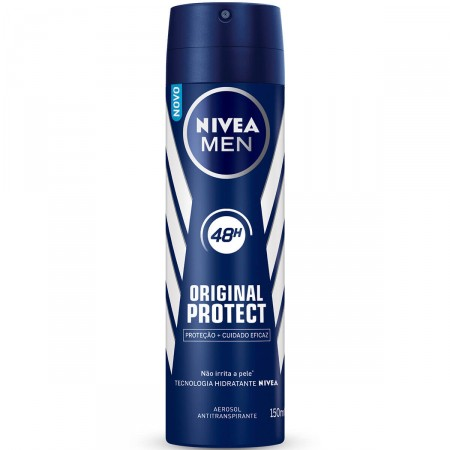 Desodorante Aerosol Nivea Original Protect