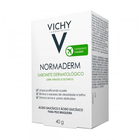 Resultado de imagem para vichy-normaderm-sabonete-barra-40g