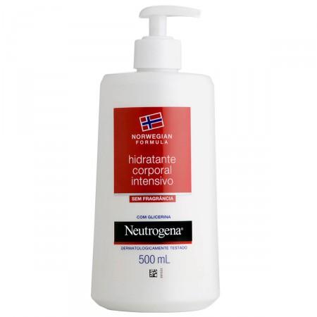 Hidratante Corporal Intensivo Neutrogena Norwegian Sem Fragrância