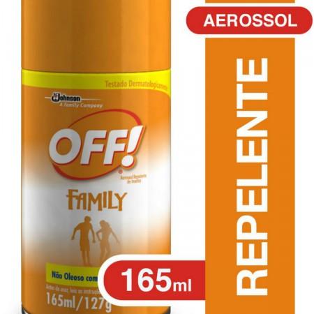Repelente Aerosol OFF Familiy