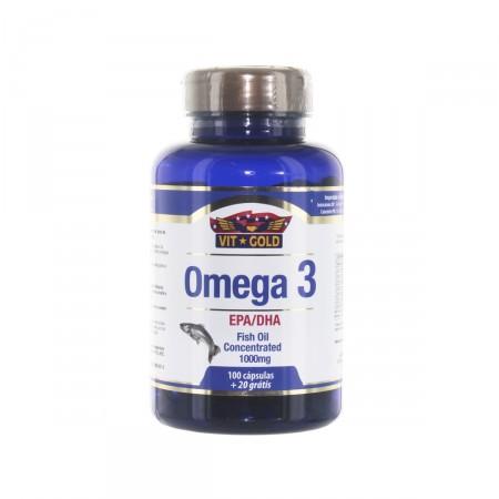 Complexo Vitamínico VitGold Ômega-3