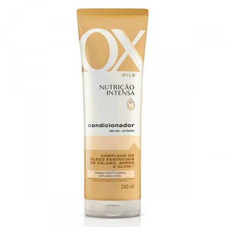 Condicionador Ox Oils Nutrição Intensa