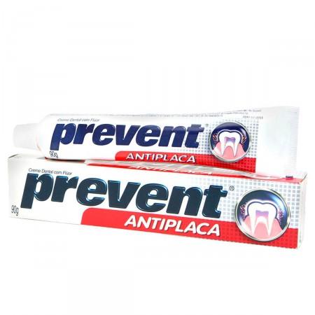 Creme Dental Medicinal Prevent Anti Placa