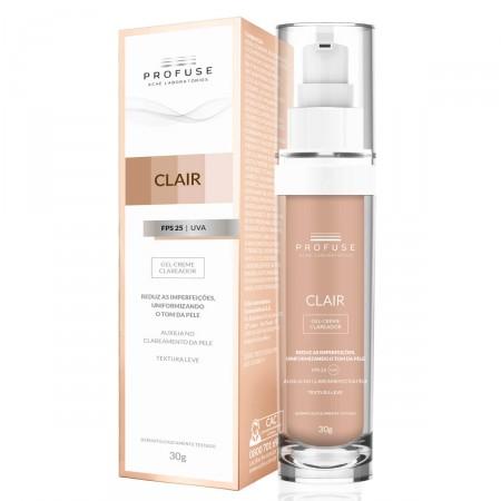 Gel-Creme Clareador Profuse Clair