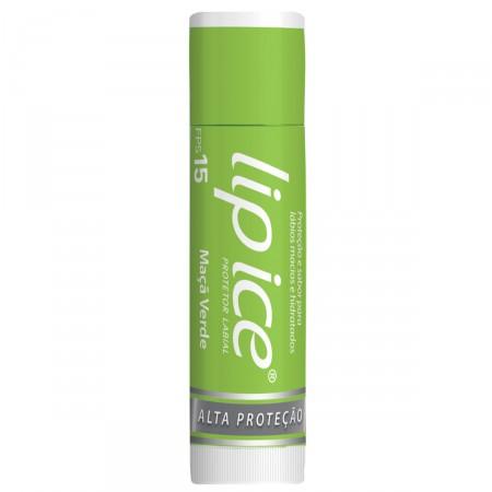 Protetor Labial Lip Ice Maça Verde