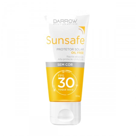Protetor Solar Sunsafe FPS30