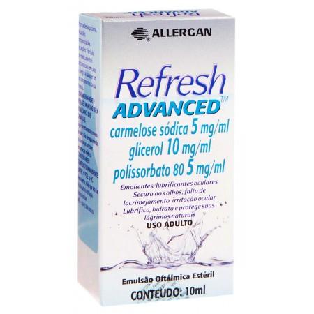 Refresh Advanced