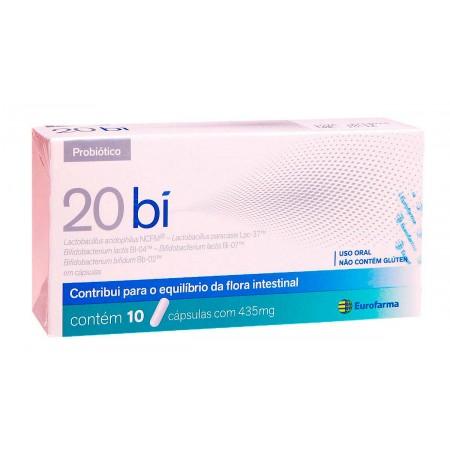 Regulador Intestinal 20 Bi